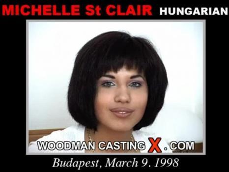 Michelle St Clair casting X
