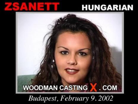 Zsanett casting X