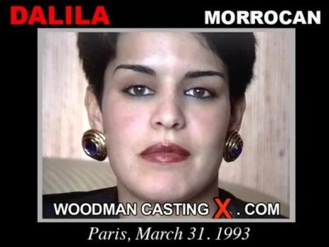 Dalila casting X
