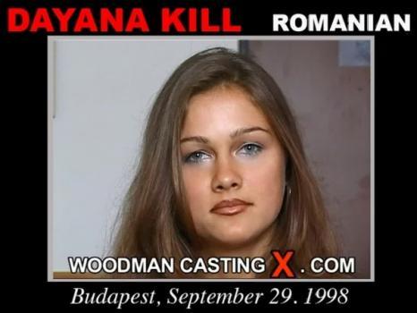 Dayana Kill casting X