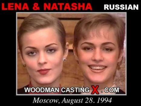 Lena and Natasha casting X