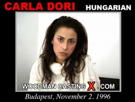 Carla Dori casting X